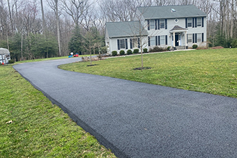 Accurate Asphalt Recent Projects Annapolis MD