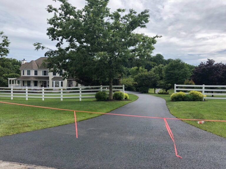 Caroline County MD Paving Contractor, and Driveway & Parking Lot Installation