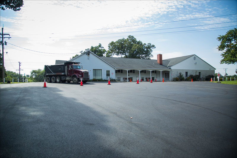 Dorchester County MD Paving Contractor, Driveway & Parking Lot Installation, and Snow Removal Specialist