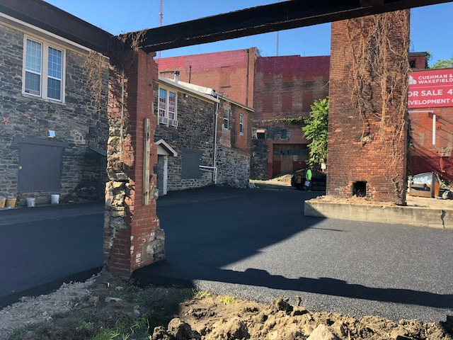 Ellicott City MD Paving Contractor, Driveway & Parking Lot Installation, and Snow Removal Specialist